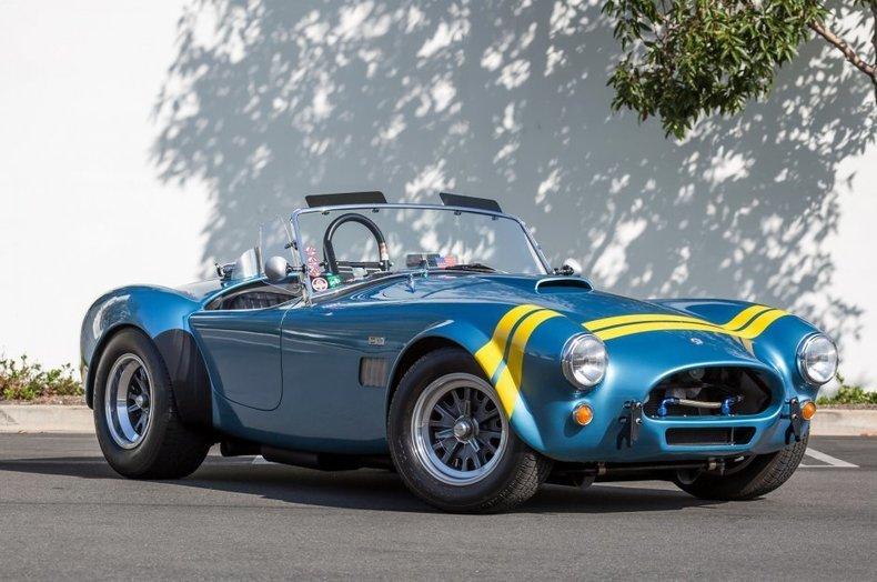 2000 Hi-Tech Motorsports 289 FIA Cobra