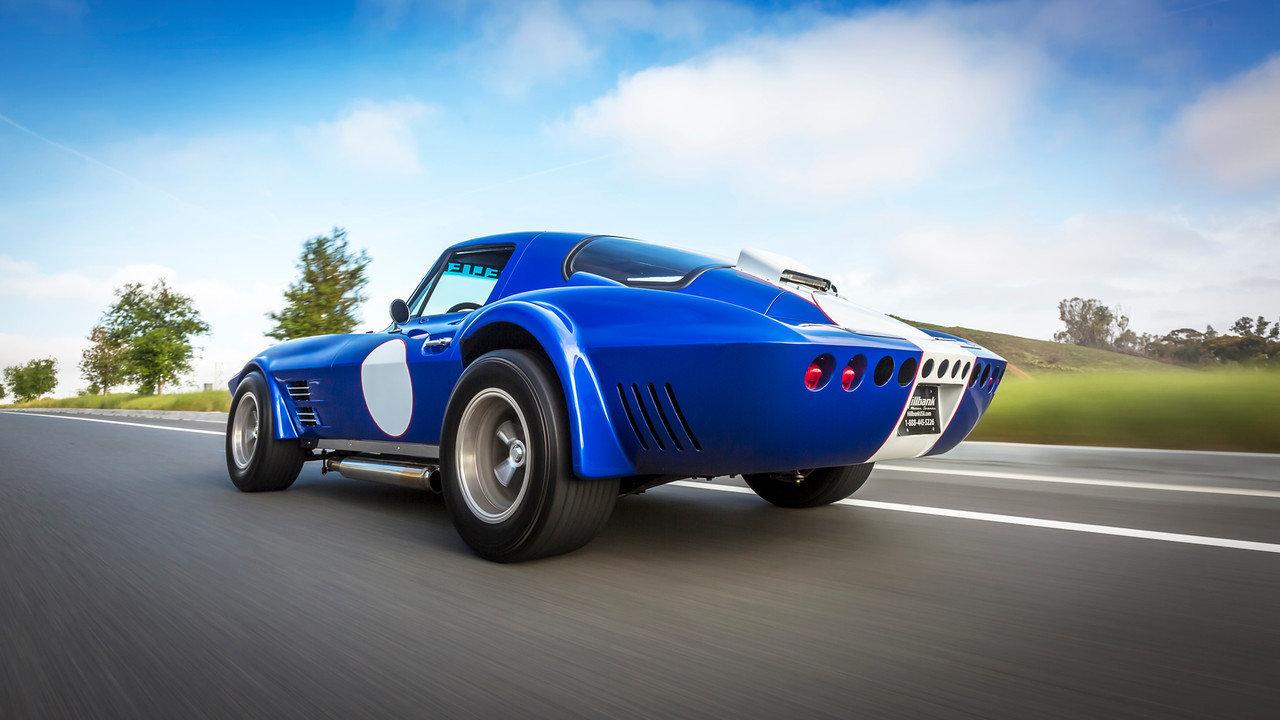 superformance corvette grand sport for sale 81027 mcg. Black Bedroom Furniture Sets. Home Design Ideas