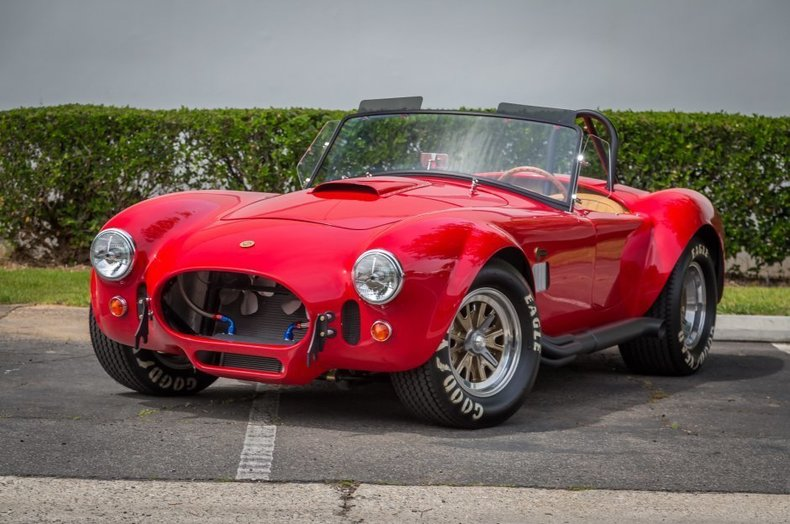 1965 Shelby FAM
