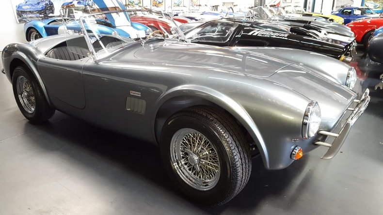 Superformance MKII