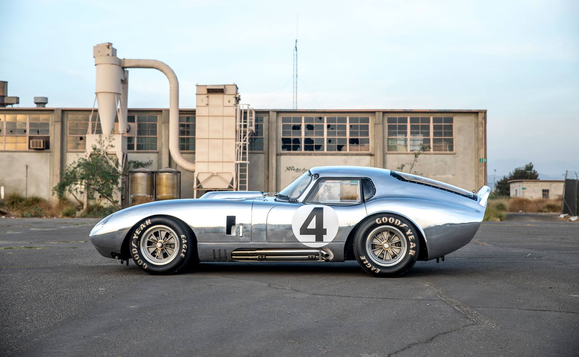 "The truth behind Shelby's 1964 ""secret weapon"" Cobra Daytona"