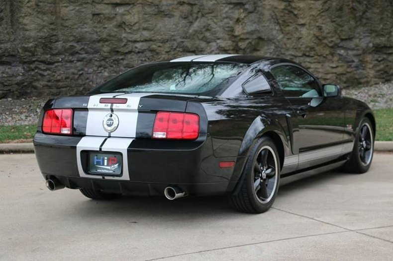 2007 Ford Shelby GT350 | Hip Rides