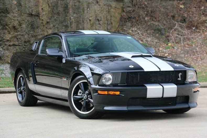 2007 shelby gt350 ford full
