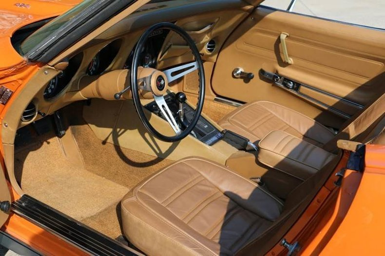 1973 1973 Chevrolet Corvette For Sale