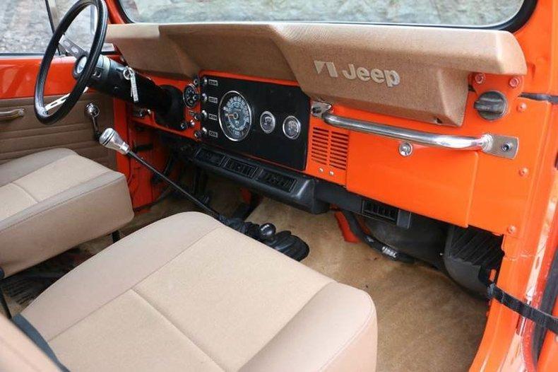 1978 1978 Jeep CJ-7 For Sale