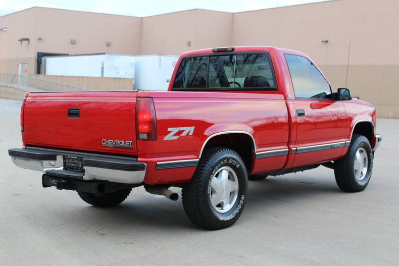 1996 1996 Chevrolet Silverado For Sale
