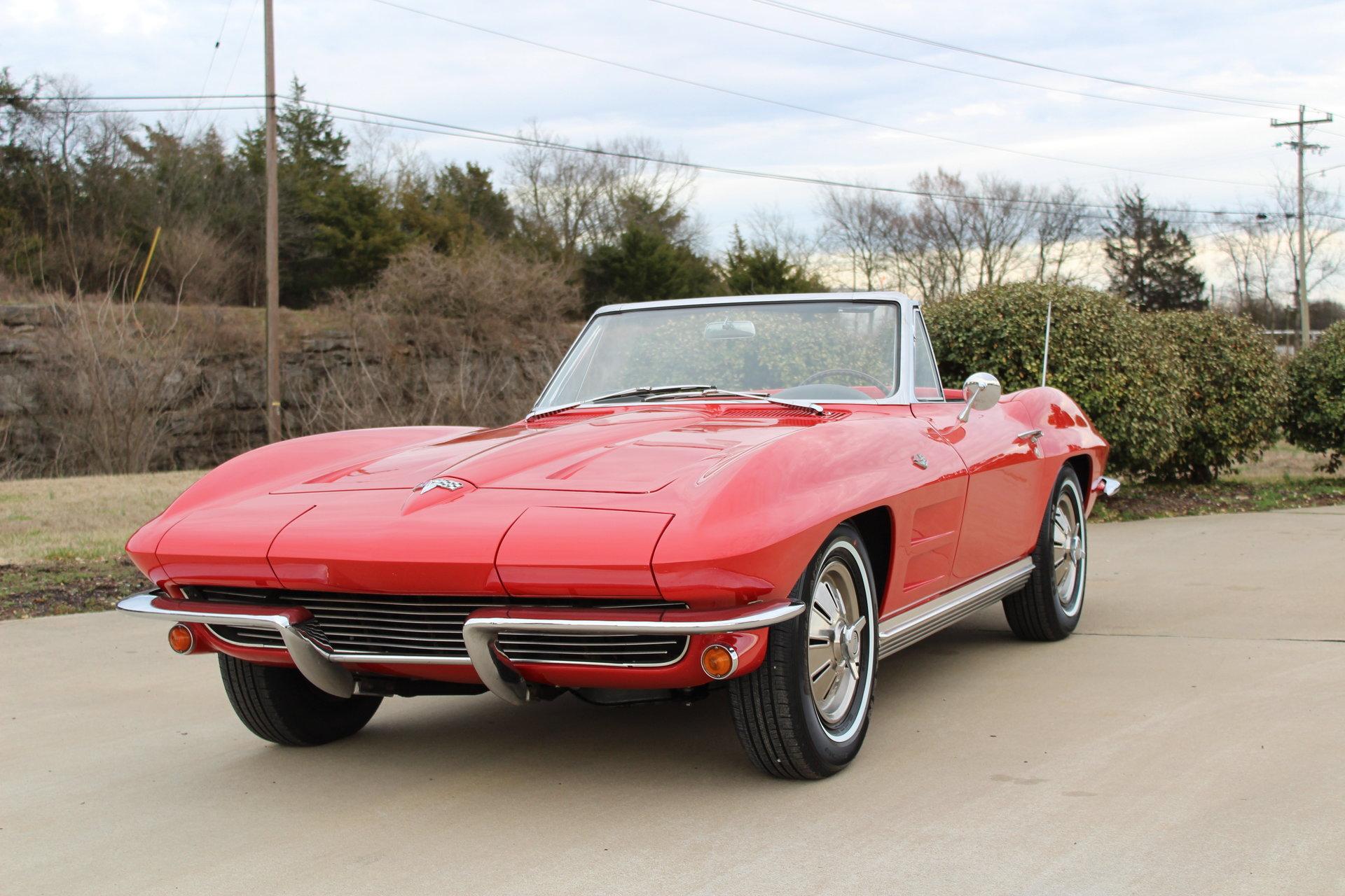 40486a51e262 hd 1964 chevrolet corvette
