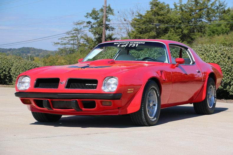 1974 Pontiac Firebird/Trans Am