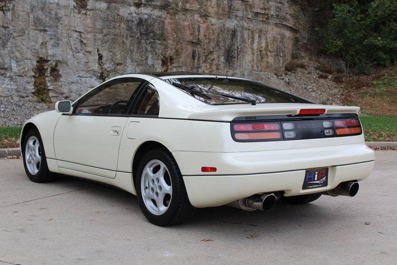 1992 Nissan 300zx My Classic Garage