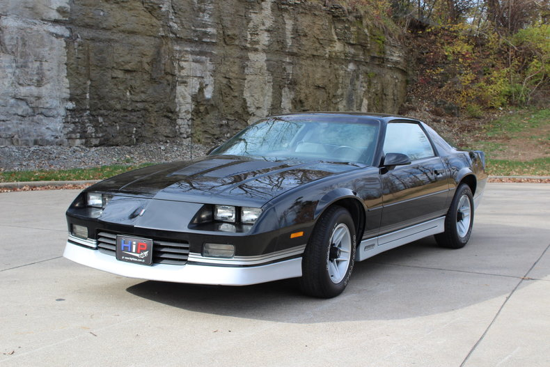 1985 chevrolet camaro z28 for sale 75893 mcg. Black Bedroom Furniture Sets. Home Design Ideas