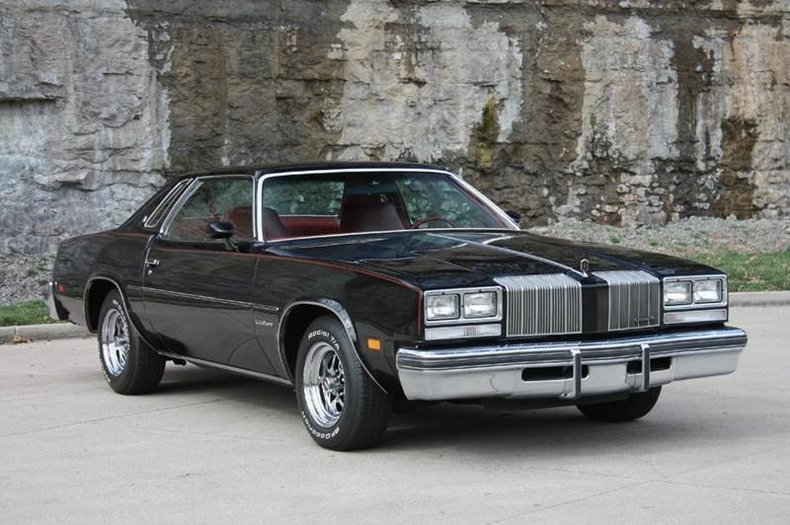 1977 oldsmobile cutlass supreme for sale 3165 mcg. Black Bedroom Furniture Sets. Home Design Ideas