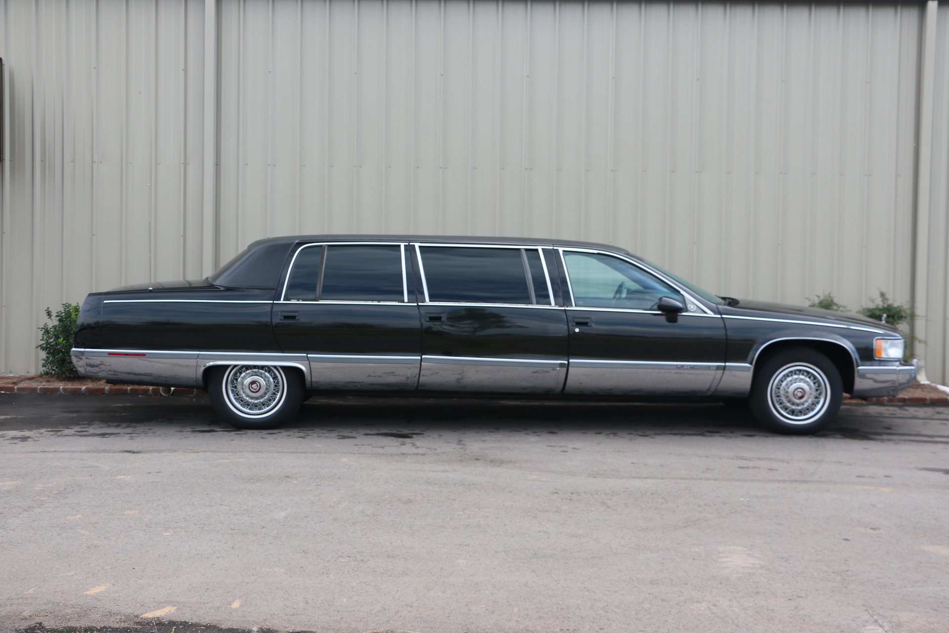 1993 Cadillac Fleetwood Limousine For Sale 75352 Mcg