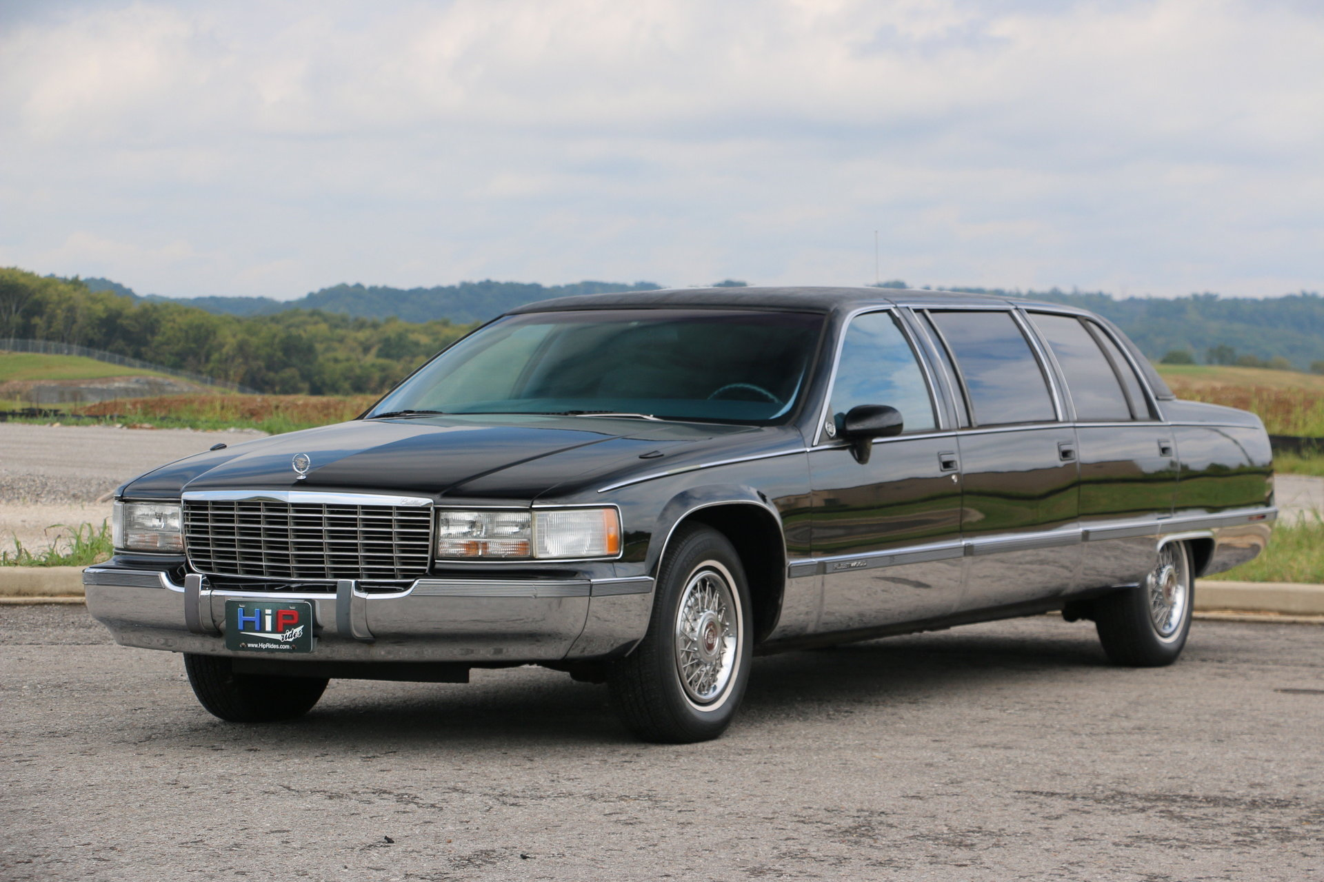 3106862bd538 hd 1993 cadillac fleetwood limousine