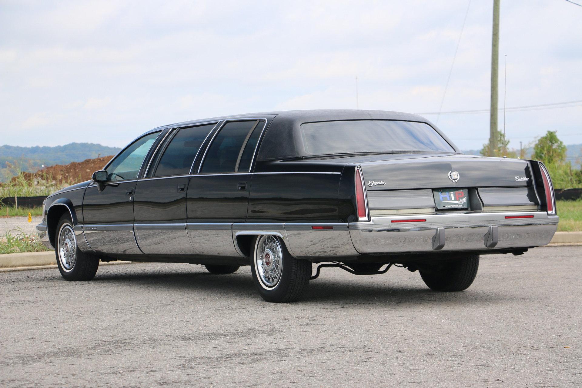 1993 Cadillac Fleetwood Limousine for sale #75352 | MCG