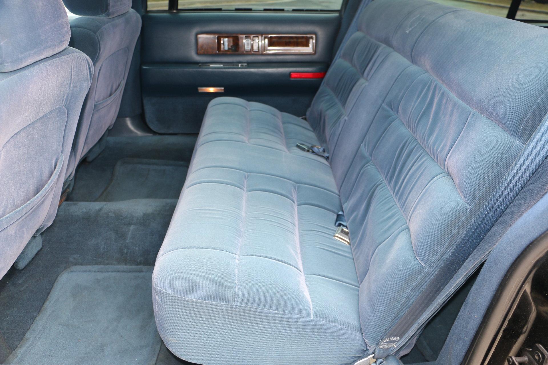 1993 Cadillac Fleetwood Limousine | Hip Rides