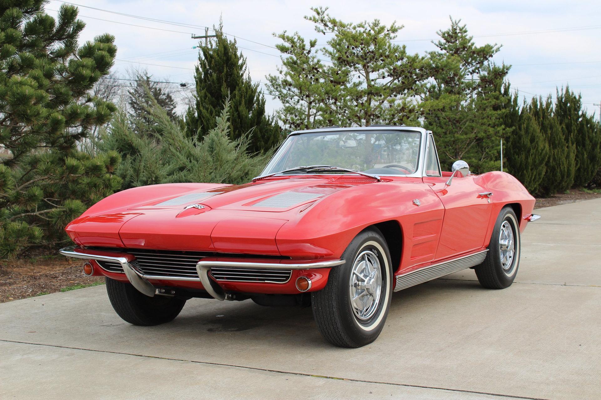 43147a7811e2 hd 1963 chevrolet corvette