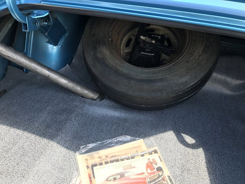 1970 Dodge Charger Hollywood Motors