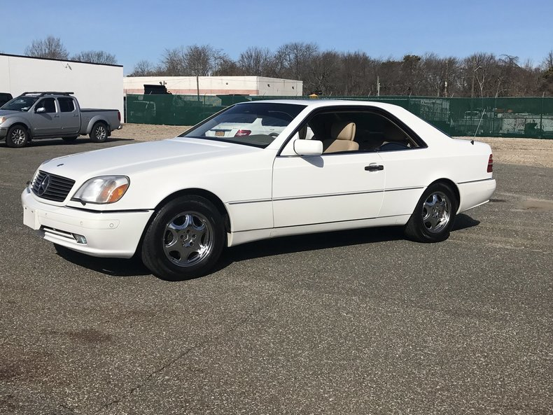... 1999 Mercedes Benz CL500 ...