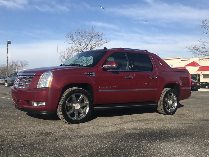 Show Me The Carfax >> 2007 Cadillac Escalade EXT AWD 4dr for sale #70015 | MCG