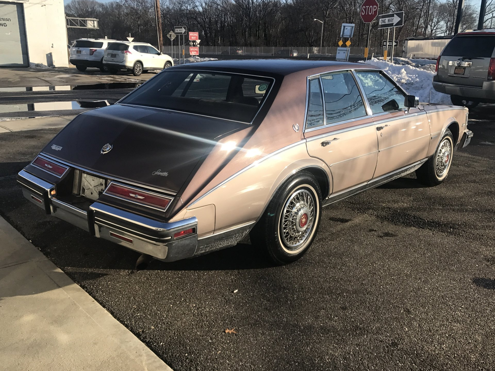 1983 Cadillac Seville For Sale  76699