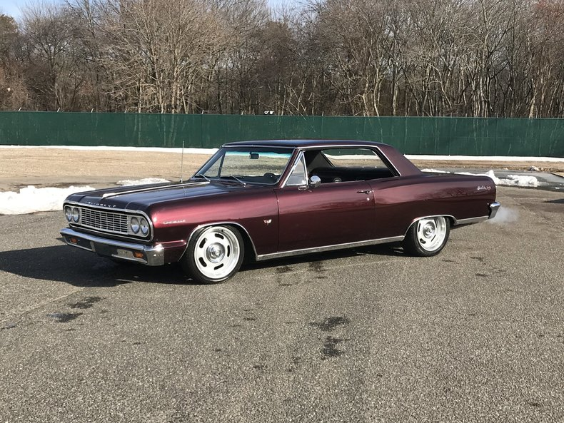 1964 Chevrolet Malibu RestoMod