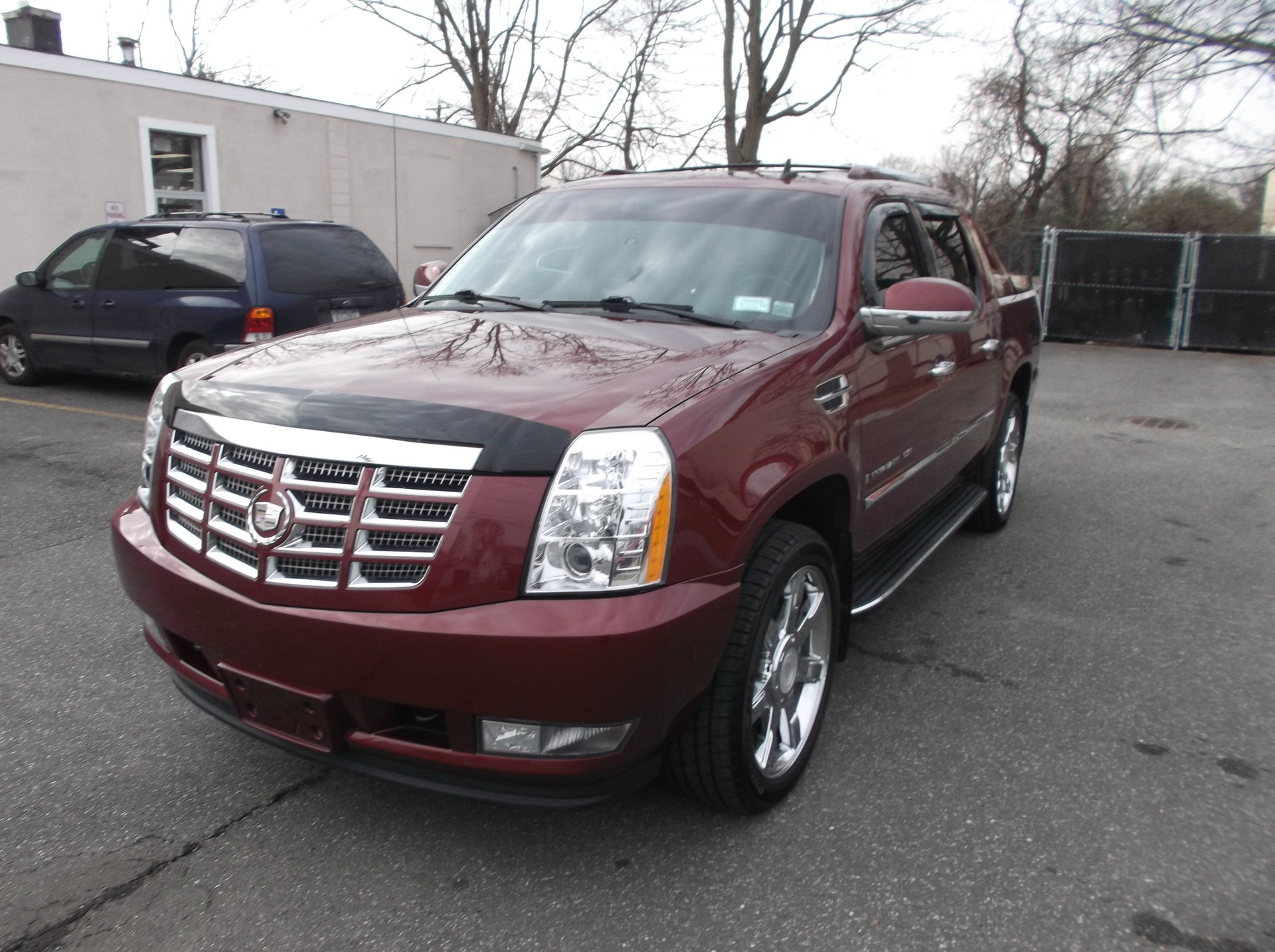 escalade west sale revo for ma cadillac base springfield baron in auto city sales