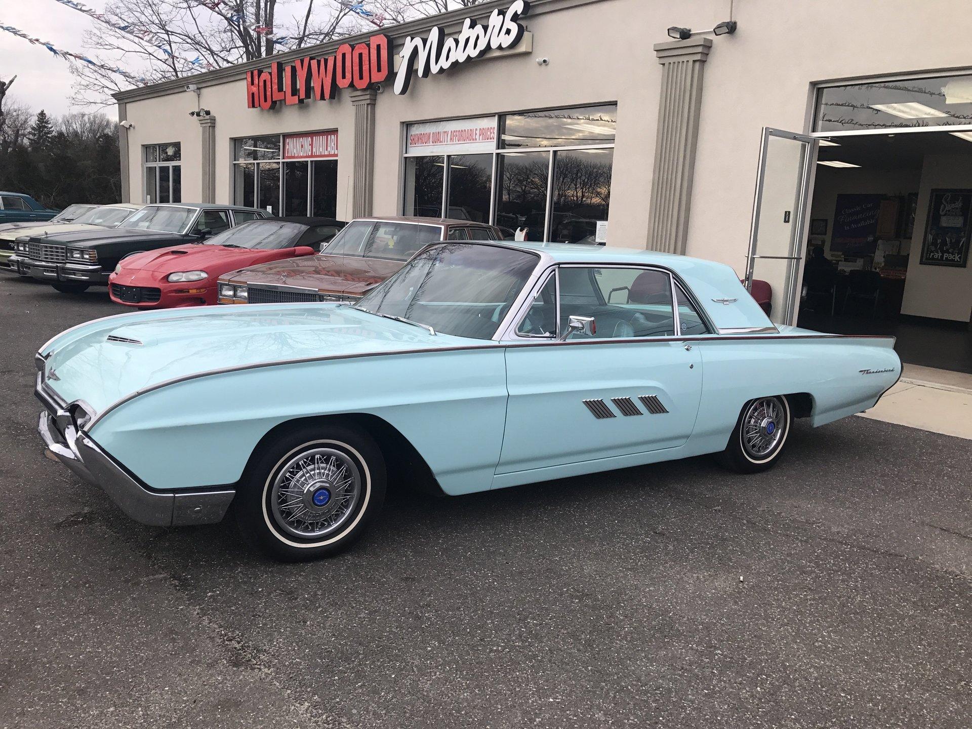 1963 Ford Thunderbird For Sale 78956 Mcg