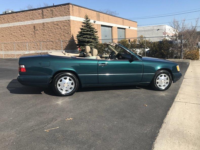1995 mercedes benz e320 cabriolet for sale 80612 mcg for 1995 mercedes benz e320 convertible for sale
