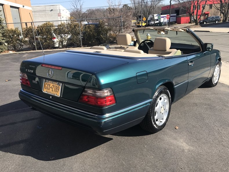 1995 mercedes benz e320 cabriolet for sale 80612 mcg for 1995 mercedes benz e320 for sale
