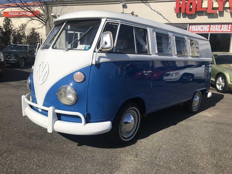 1967 Volkswagen Camper Bus For Sale 82291 Mcg