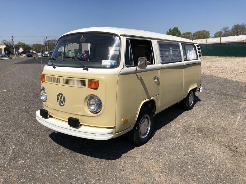 1974 Volkswagen Type 2