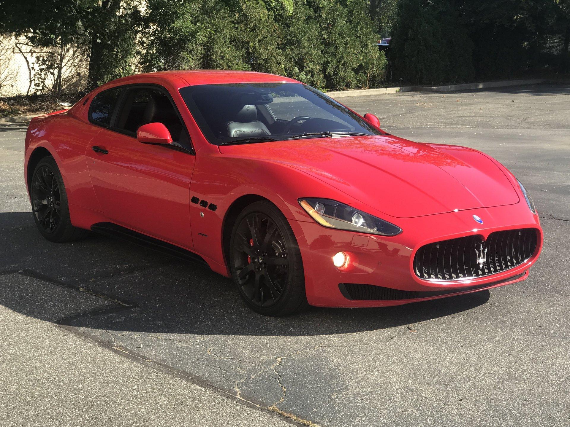 2009 Maserati GranTurismo S for sale #68457   MCG