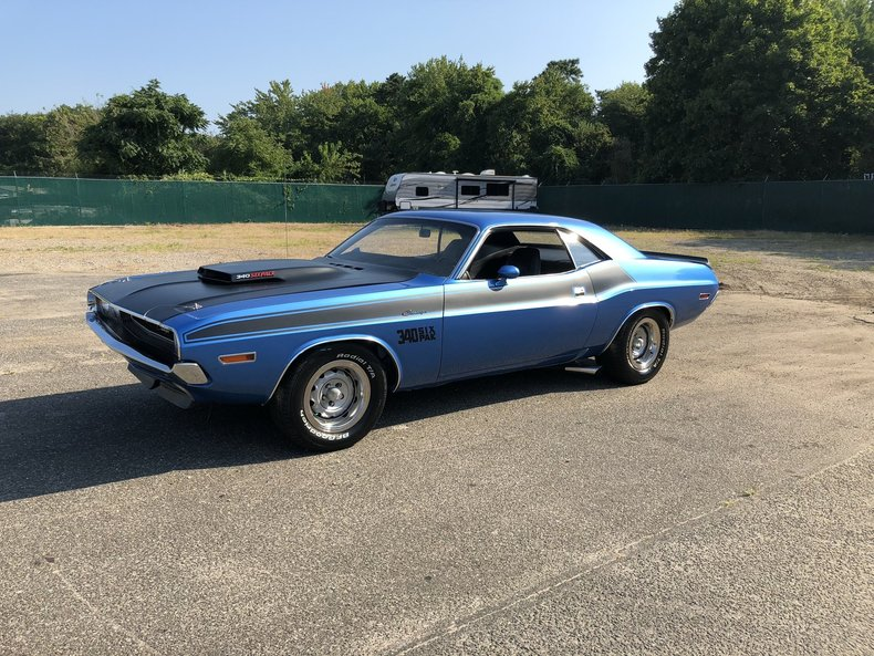 1970 Dodge Challenger Ta Tribute For Sale 99883 Mcg