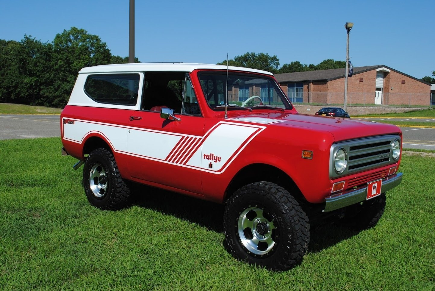 1972 international harvester scout ii 4x4 for sale #100775 | mcg on scout  ii air