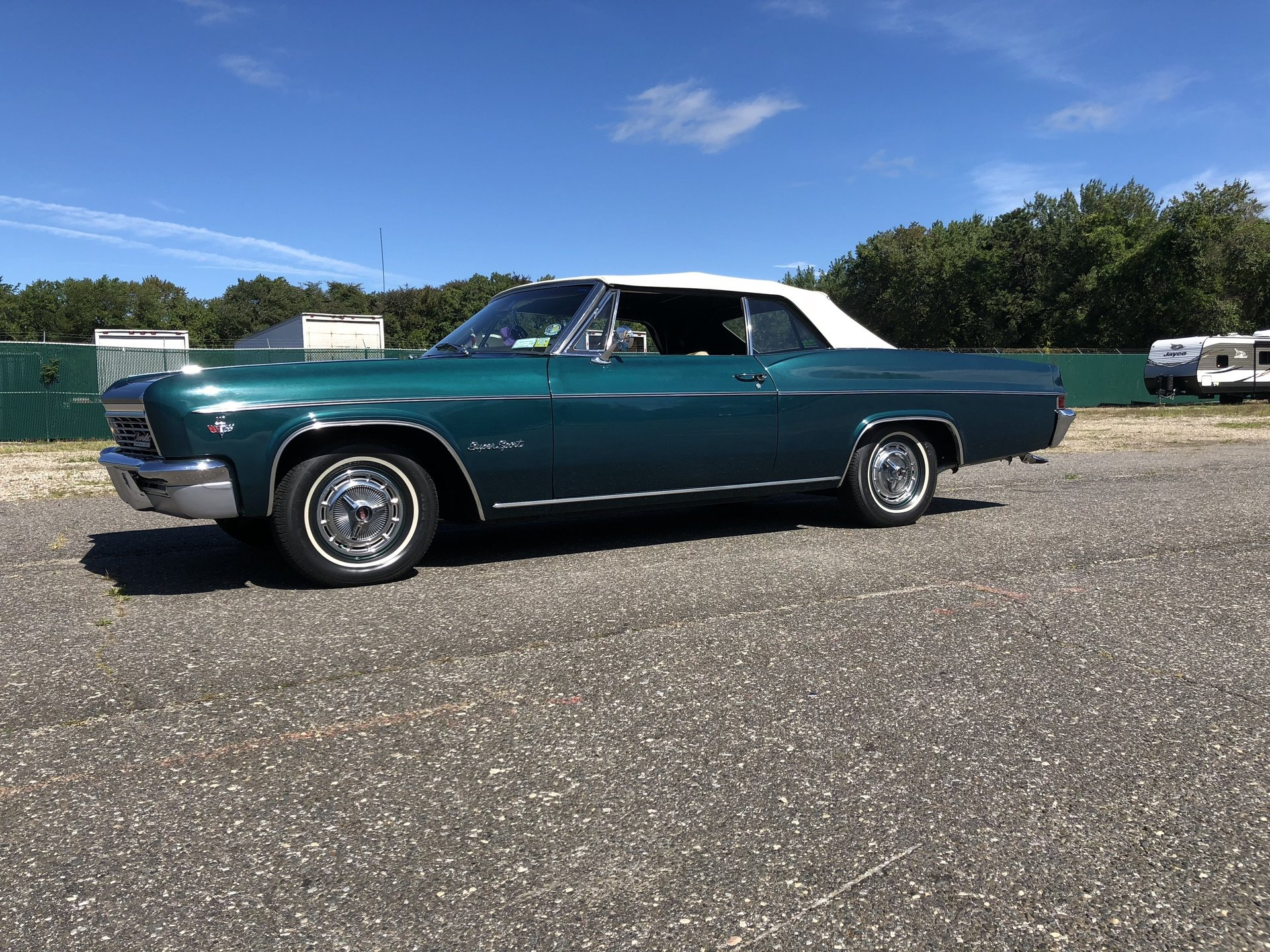 Inventory My Classic Garage 1966 Chevy Impala Ss 427