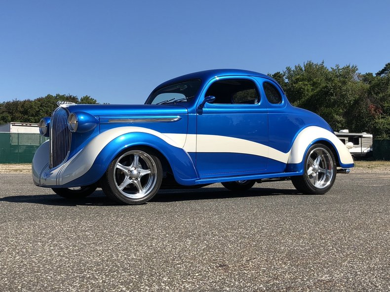 1938 Plymouth Custom Resto-Rod