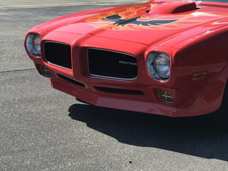 1973 1973 Pontiac Trans Am For Sale