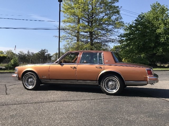 1978 1978 Cadillac Seville For Sale