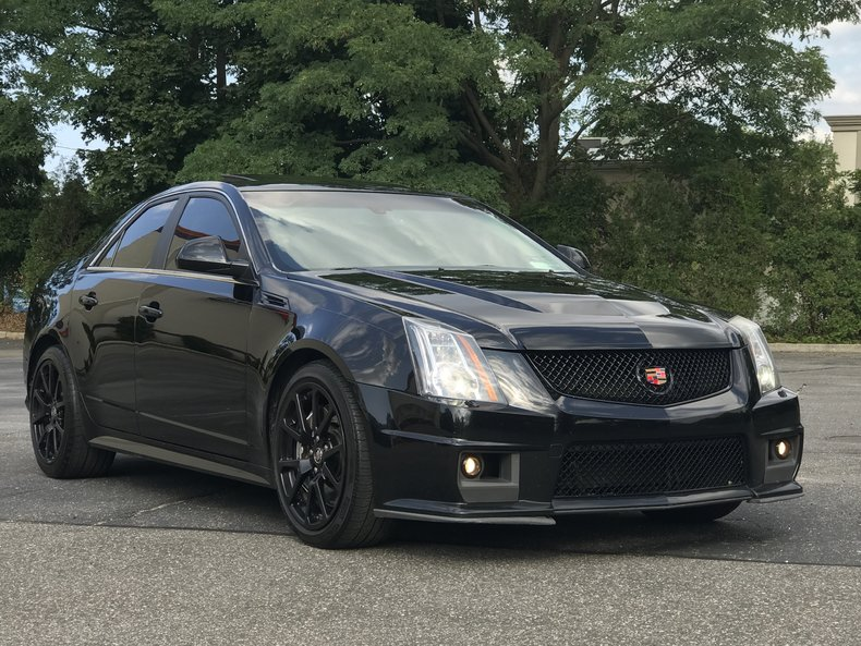 2009 2009 Cadillac CTS-V For Sale