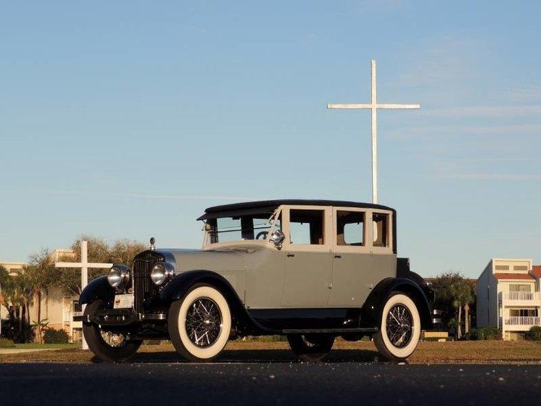 1925 Lincoln L