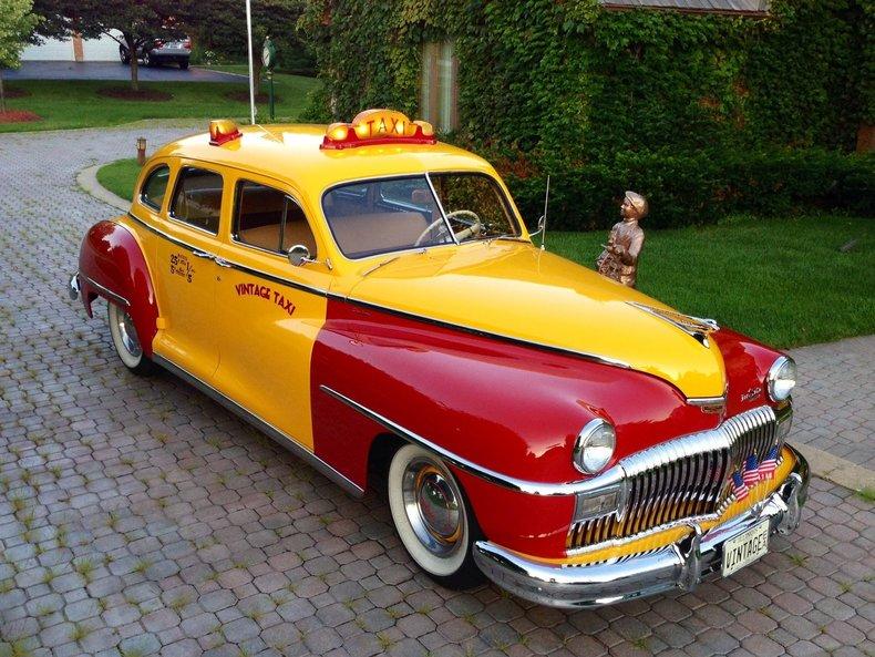 1947 DeSoto Taxi