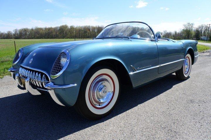 30637fdb1f95 hd 1954 chevrolet corvette