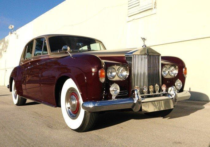 3187e95c9018 hd 1963 rolls royce silver cloud iii