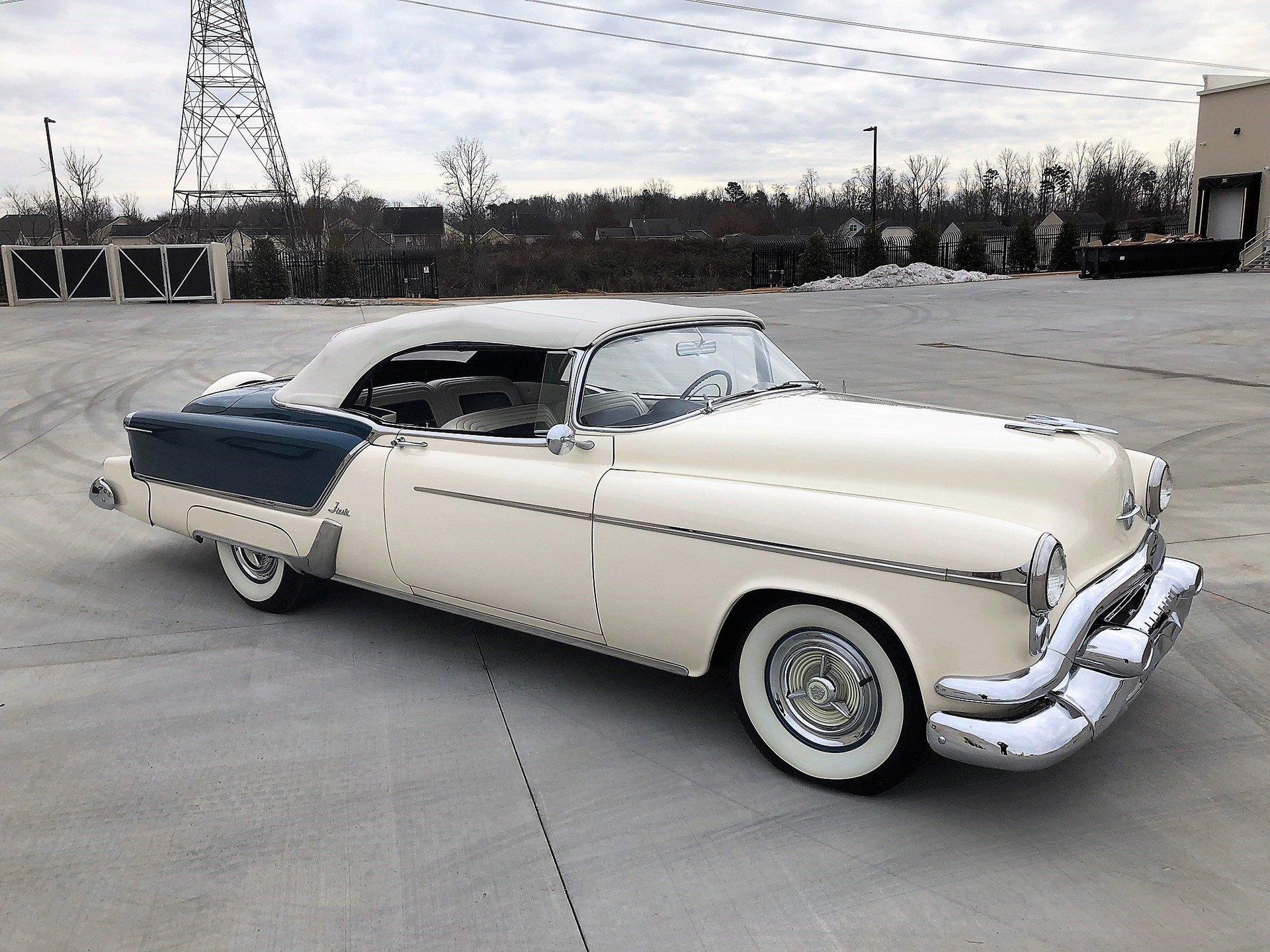 43939223384e hd 1953 oldsmobile fiesta