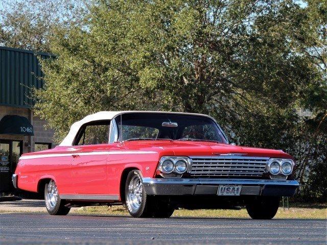33558875858f hd 1962 chevrolet impala conv