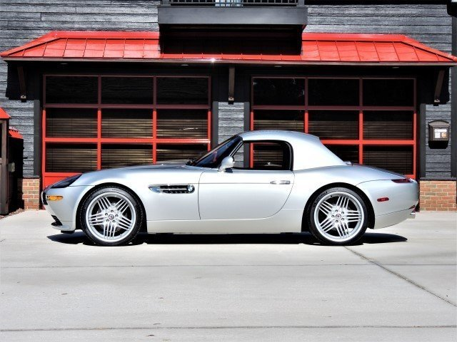2003 Bmw Z8 Alpina My Classic Garage