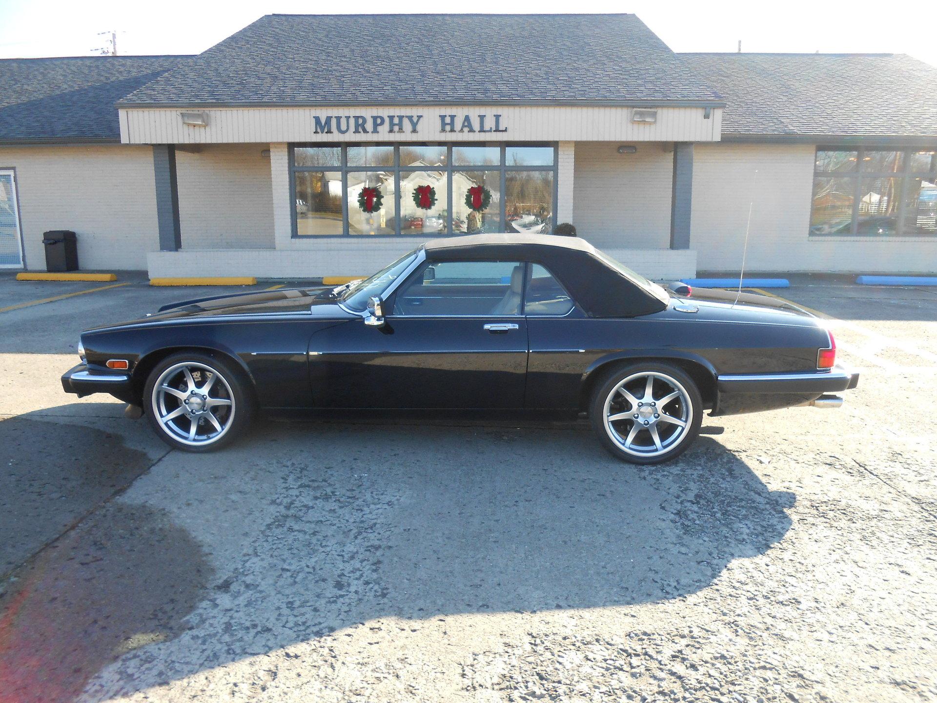 1989 Jaguar XJS. Back Zoom Icon. Show Pictures