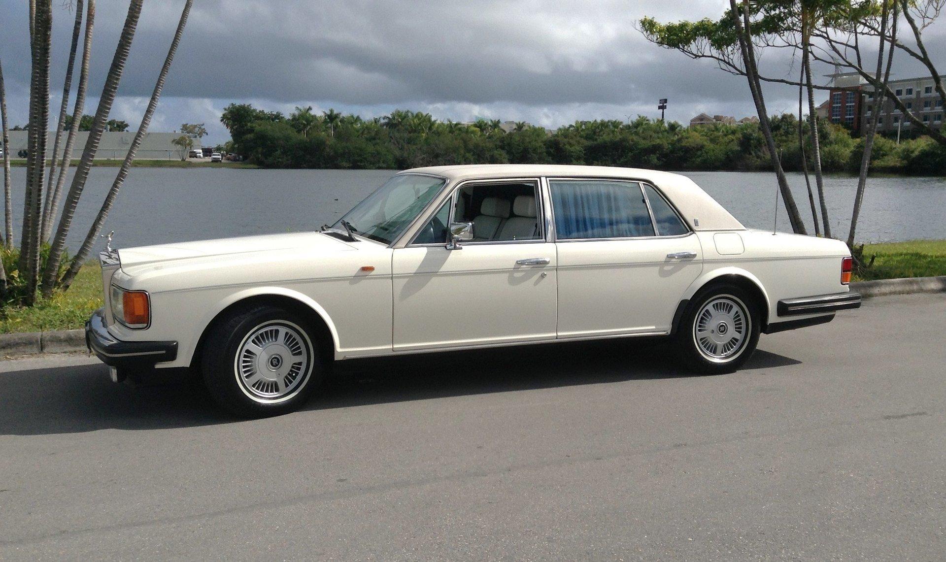 42489f285101 hd 1991 rolls royce silver spur ll