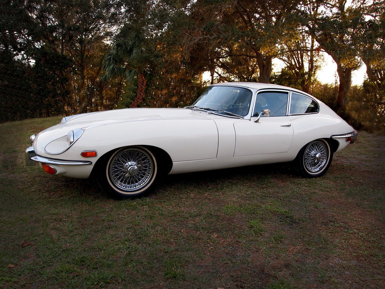 1969 jaguar e type amelia island select march 10 12th. Black Bedroom Furniture Sets. Home Design Ideas