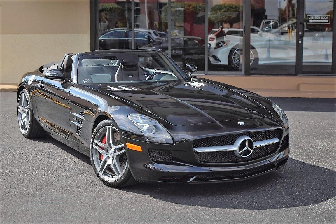 51156c797c9c hd 2012 mercedes benz sls roadster
